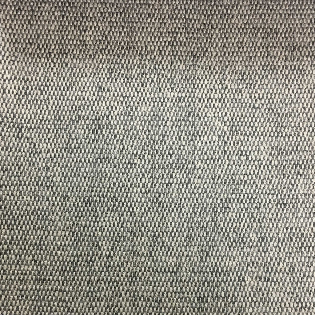 Hugh - Solid Woven Linen Upholstery Fabric by the Yard - Available in 22 Colors - Charcoal - Top Fabric - 6
