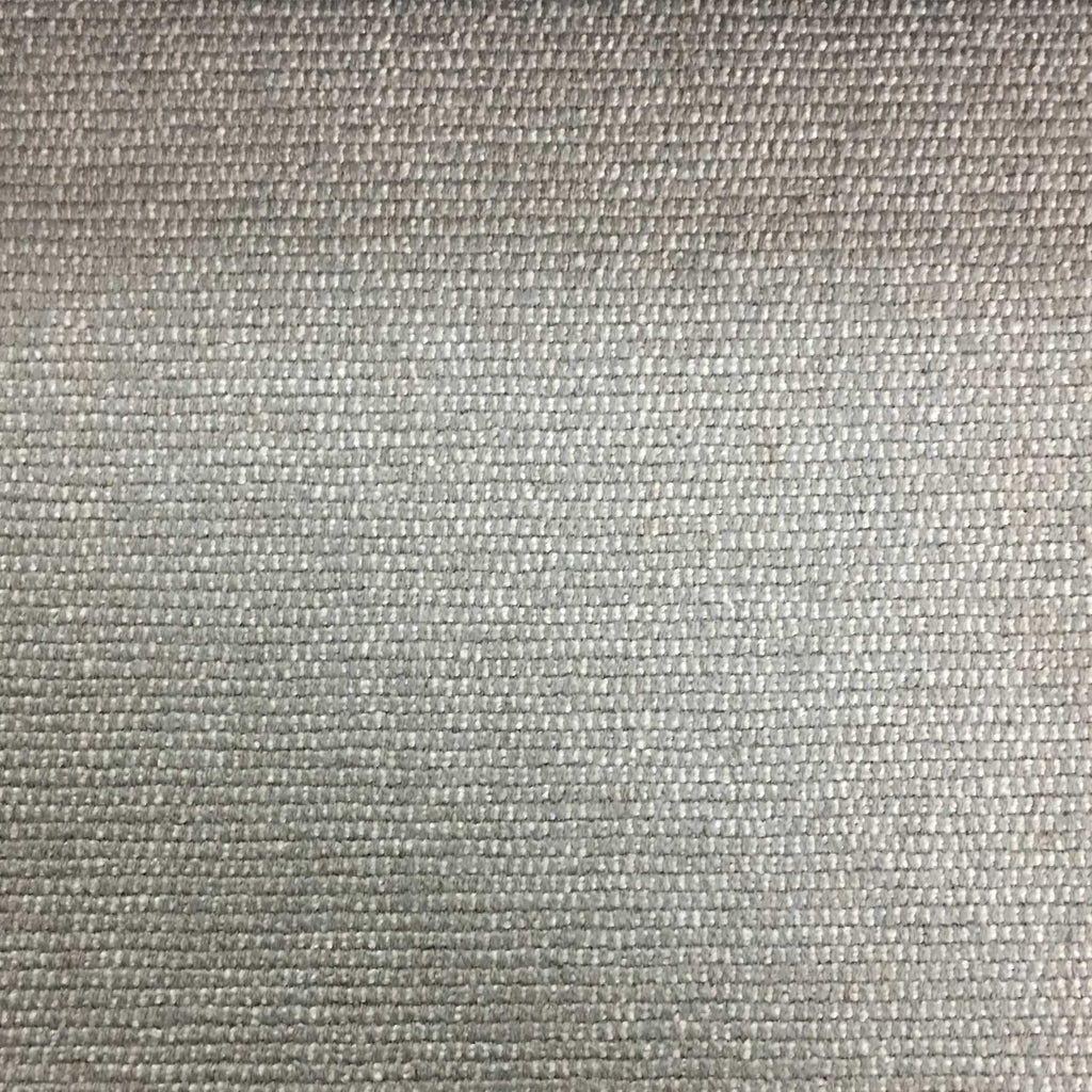Hugh - Solid Woven Linen Upholstery Fabric by the Yard - Available in 22 Colors - Fog - Top Fabric - 13