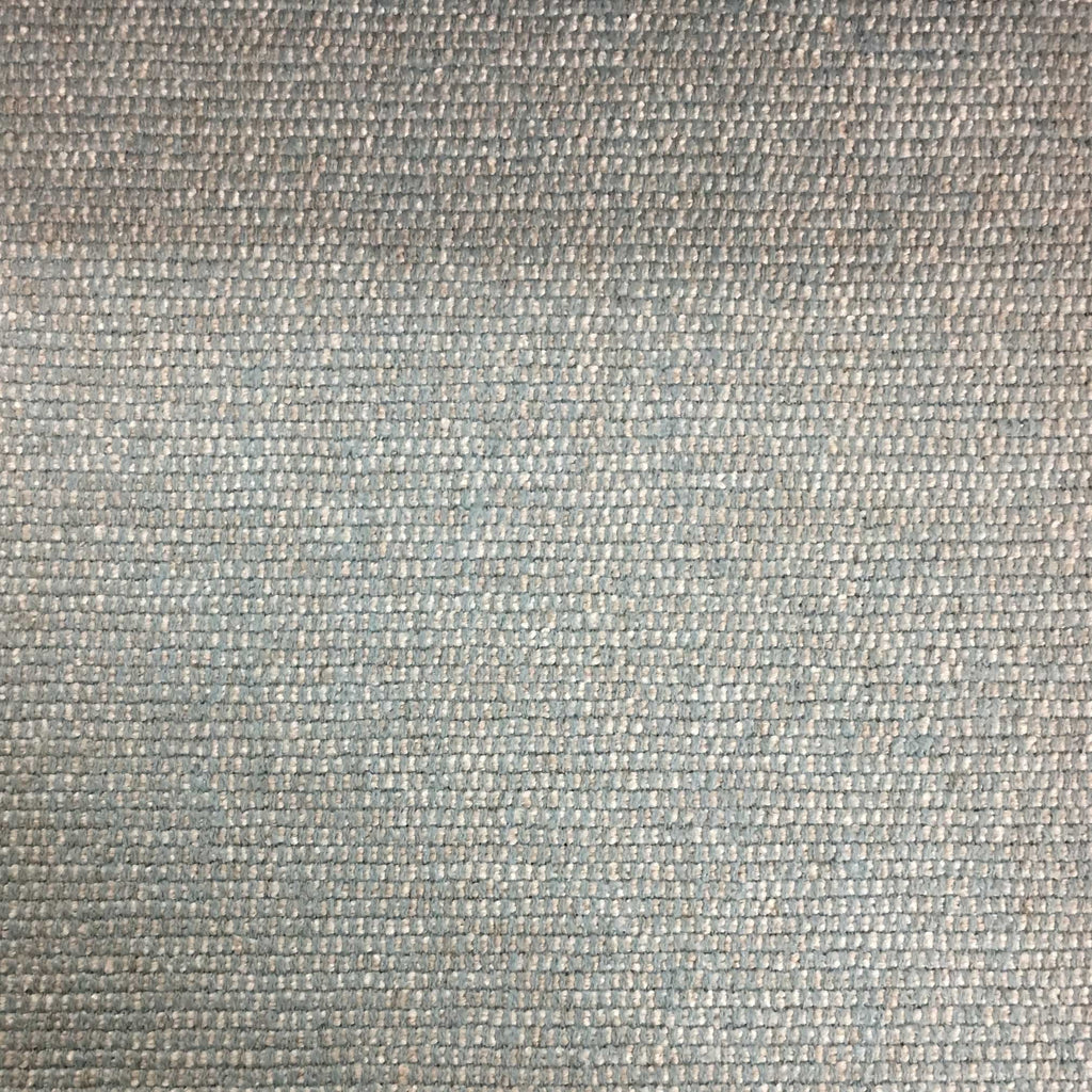 Hugh - Solid Woven Linen Upholstery Fabric by the Yard - Available in 22 Colors - Glacier - Top Fabric - 7
