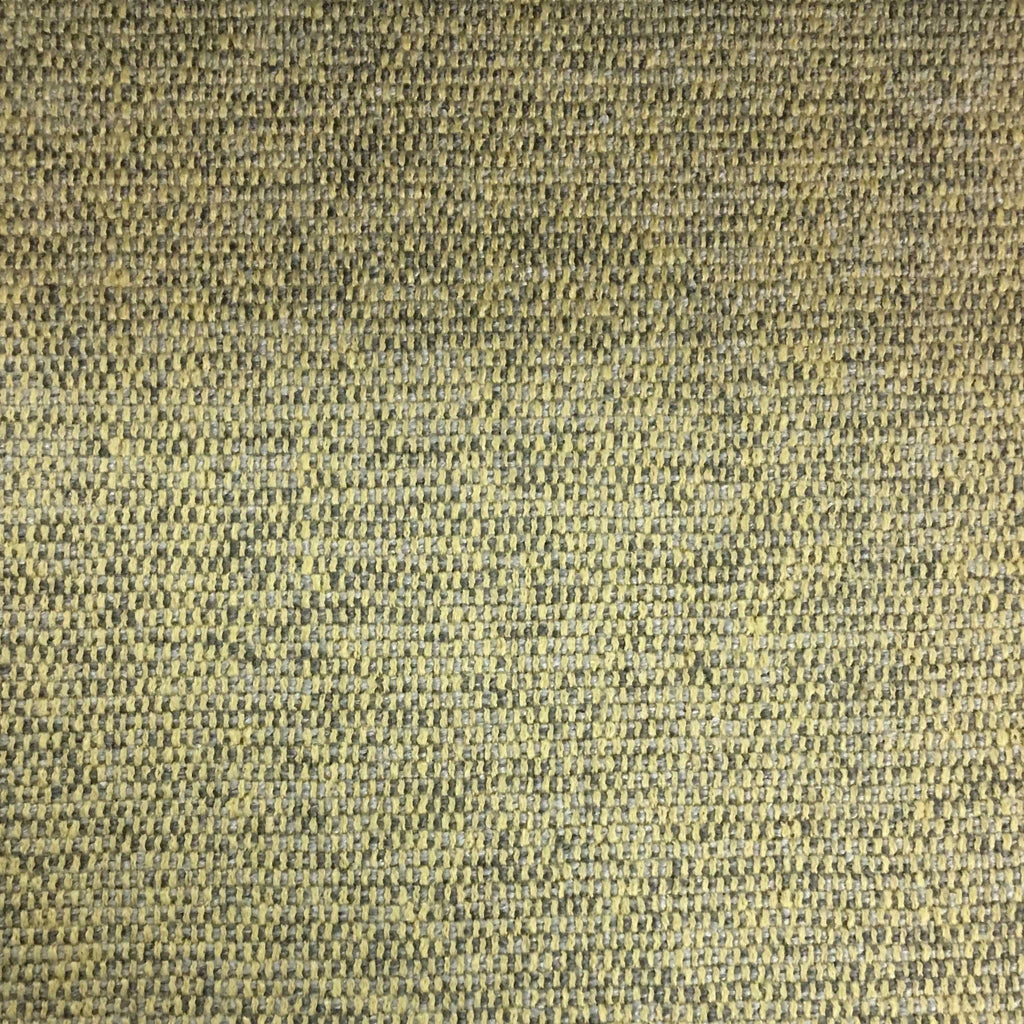 Hugh - Solid Woven Linen Upholstery Fabric by the Yard - Available in 22 Colors - Golden - Top Fabric - 19