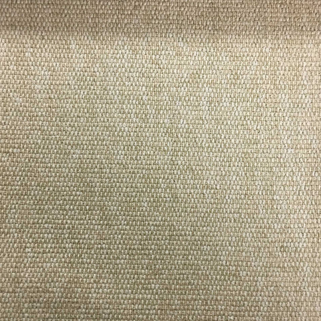 Hugh - Solid Woven Linen Upholstery Fabric by the Yard - Available in 22 Colors - Marzipan - Top Fabric - 18