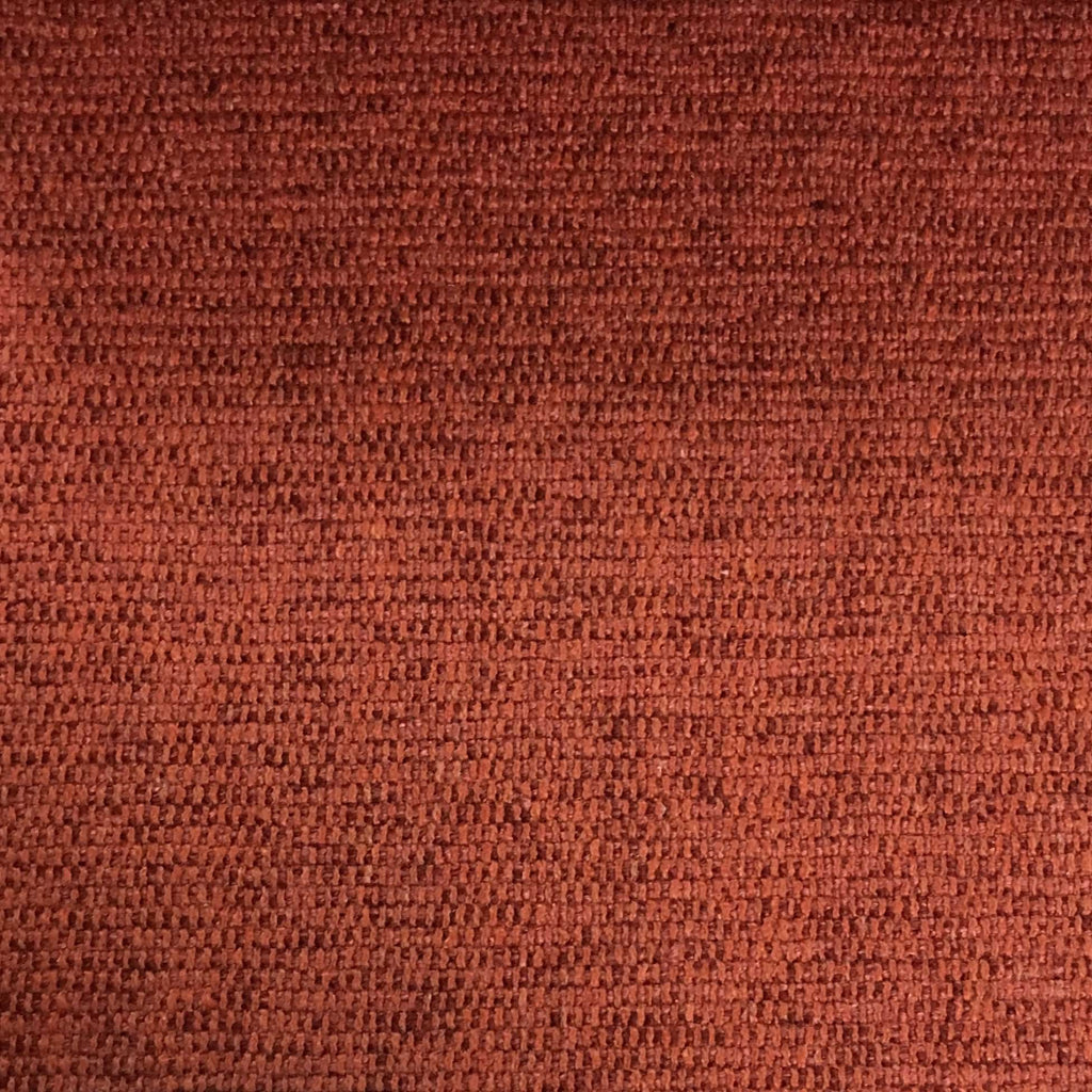 Hugh - Solid Woven Linen Upholstery Fabric by the Yard - Available in 22 Colors - Sangria - Top Fabric - 21
