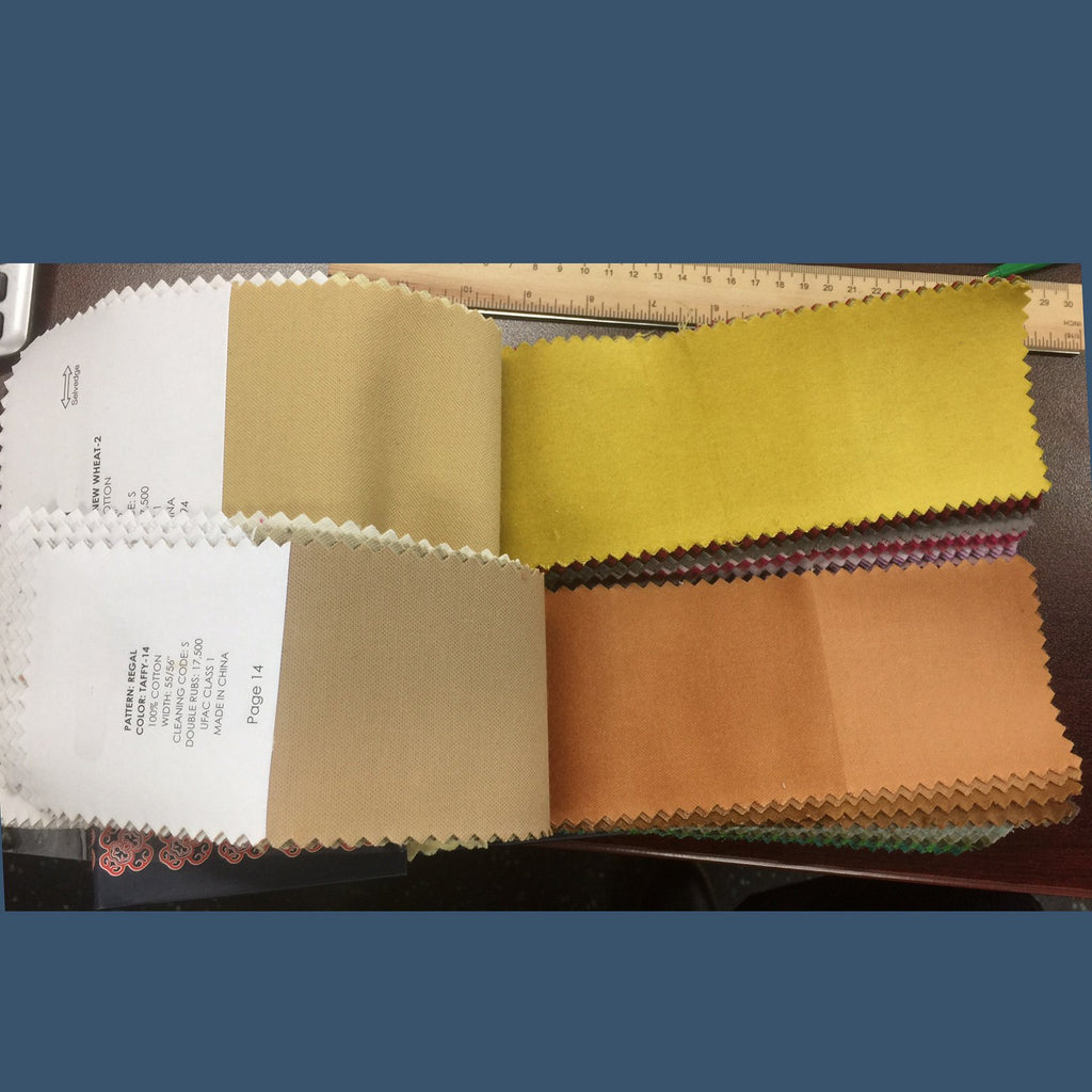 Fabric Sample Books