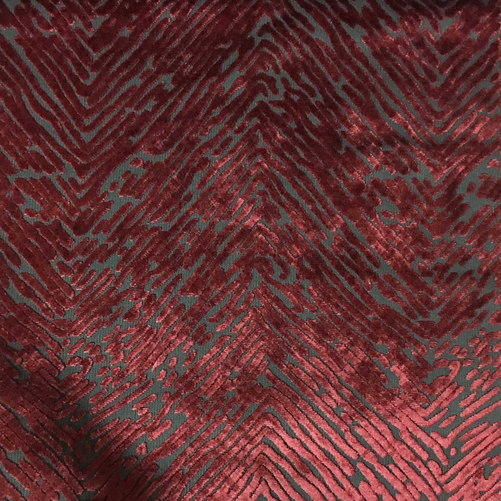 Kentish burnout velvet drapery upholstery fabric by for Velvet fabric