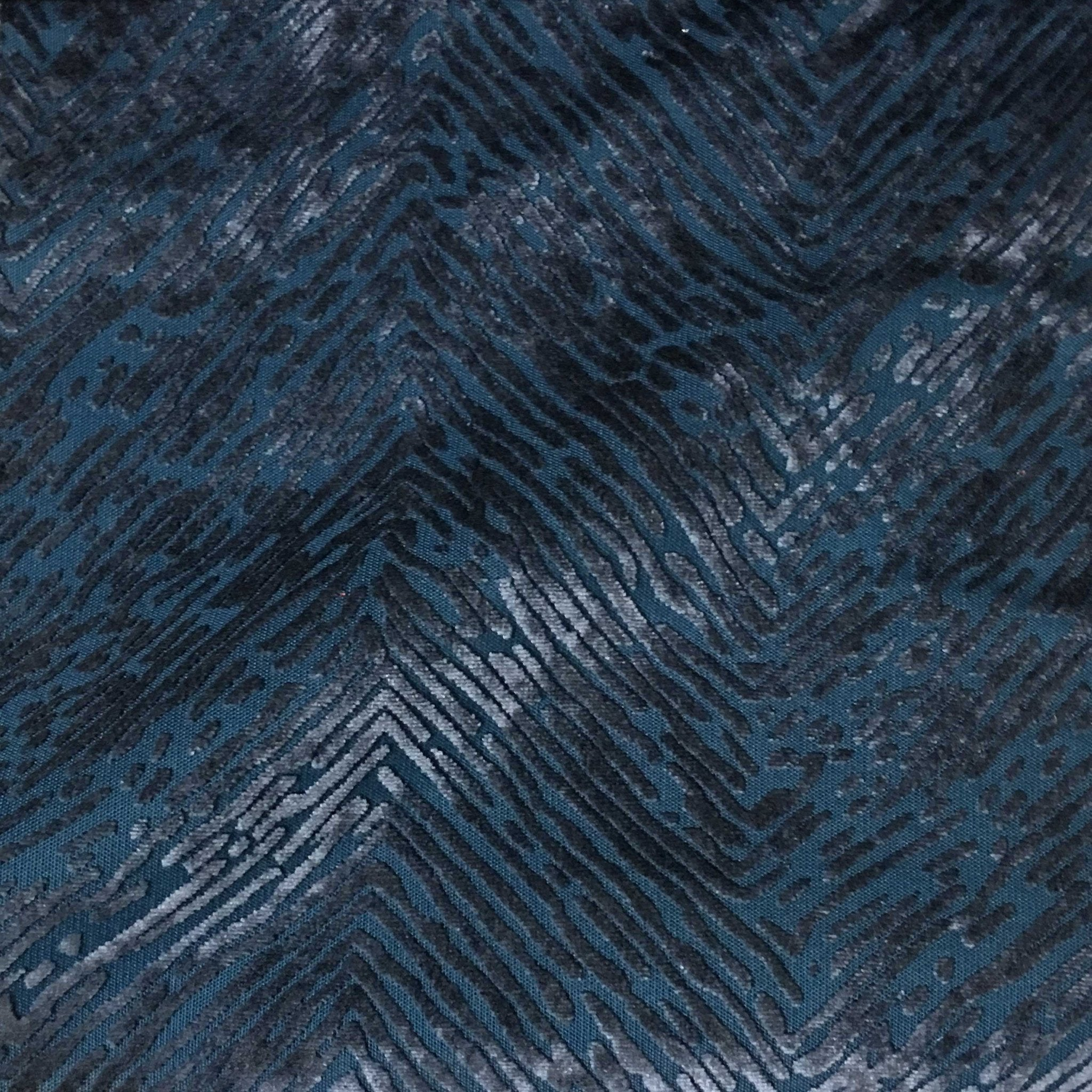 Kentish Burnout Velvet Drapery Amp Upholstery Fabric By