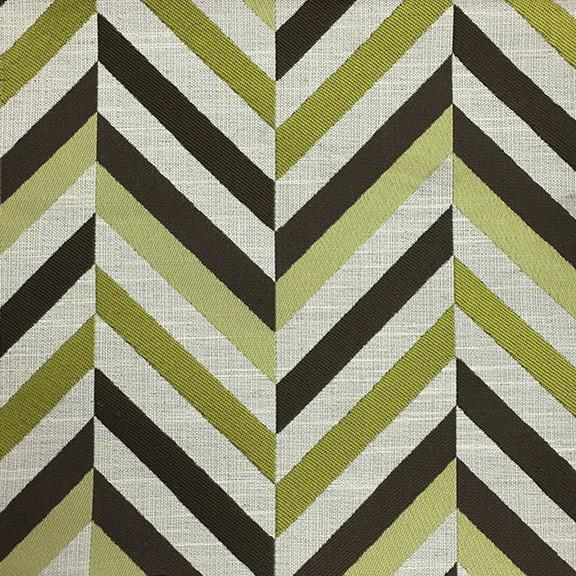 Leyton - Jacquard Fabric Designer Pattern Home Decor Drapery & Pillow Fabric by the Yard - Available in 8 Colors - Grass - Top Fabric - 4