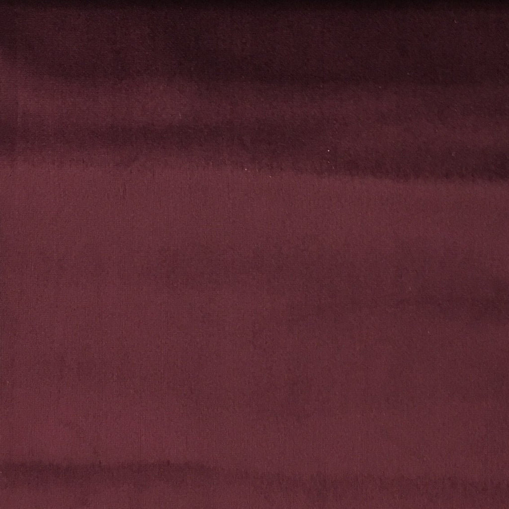 Liberty - Ultra Plush Microvelvet Fabric Upholstery Velvet Fabric by the Yard - Available in 38 Colors - Fig - Top Fabric - 32