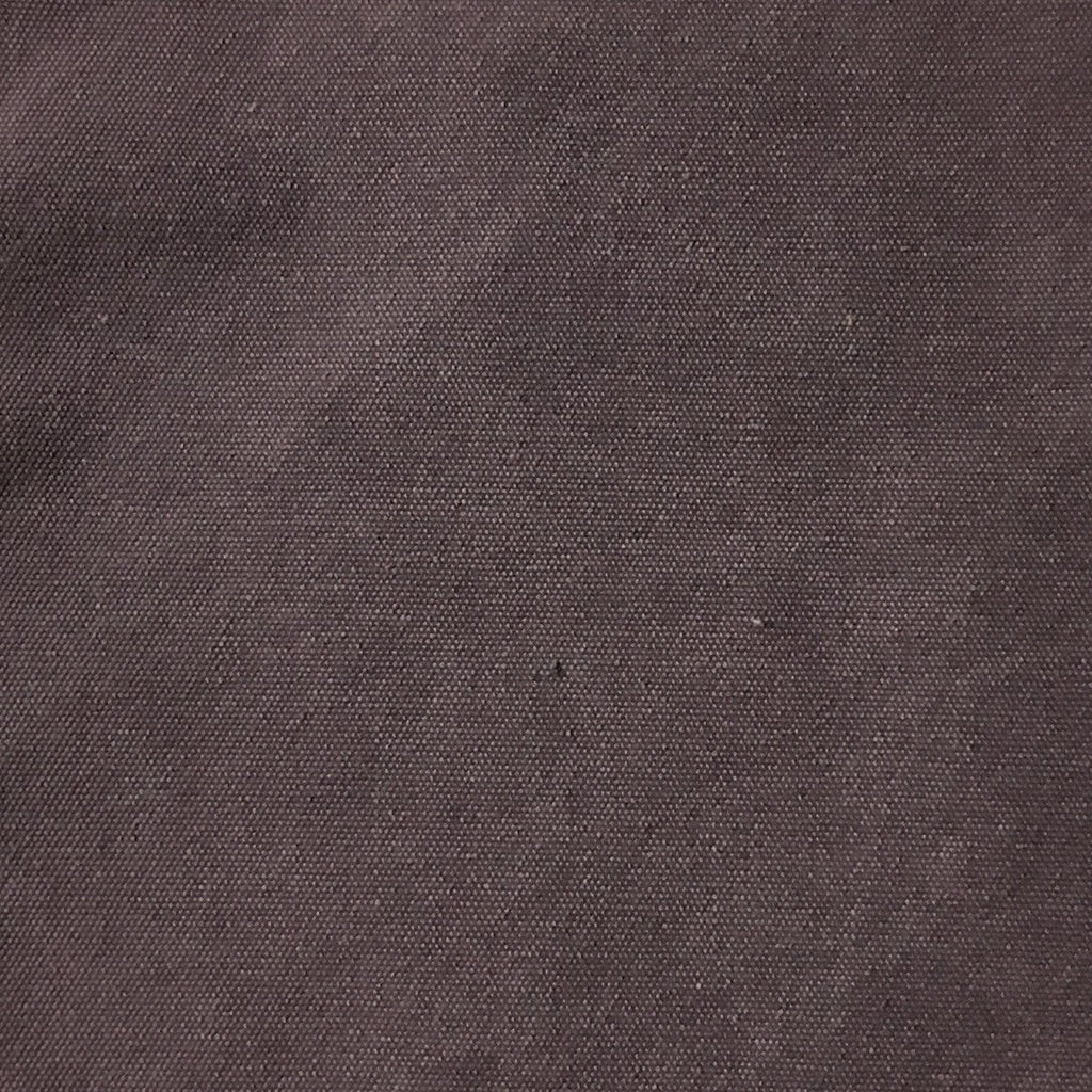 Lido - Cotton Canvas Upholstery Fabric by the Yard - Available in 16 Colors - Amethyst - Top Fabric - 2
