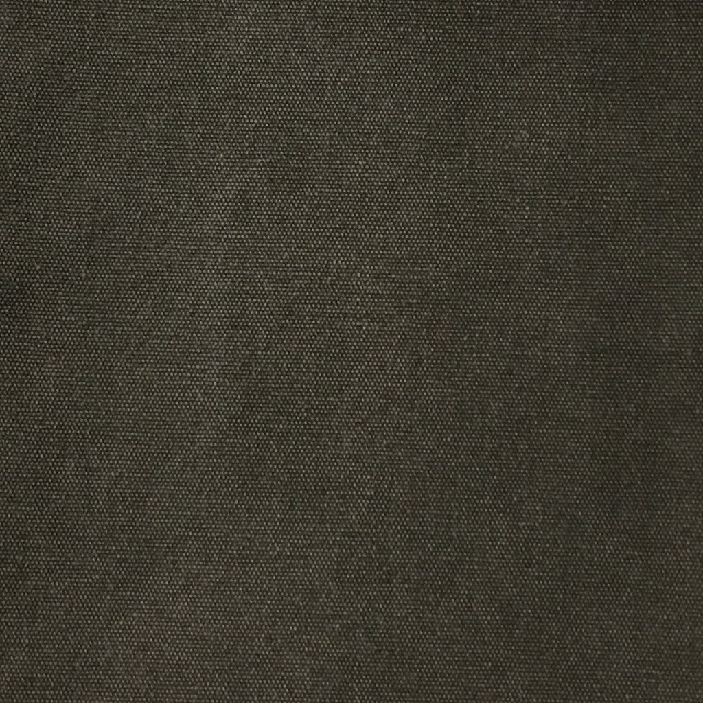 Lido - Cotton Canvas Upholstery Fabric by the Yard - Available in 16 Colors - Charcoal - Top Fabric - 10