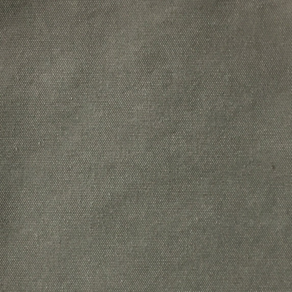 Lido - Cotton Canvas Upholstery Fabric by the Yard - Available in 16 Colors - Feather - Top Fabric - 5