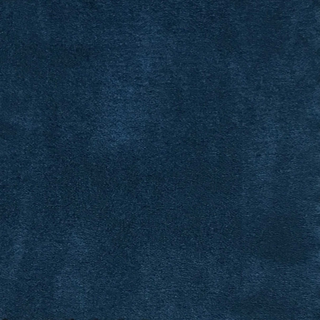 Light Suede - Microsuede Fabric by the Yard - Available in 30 Colors - Azure - Top Fabric - 26