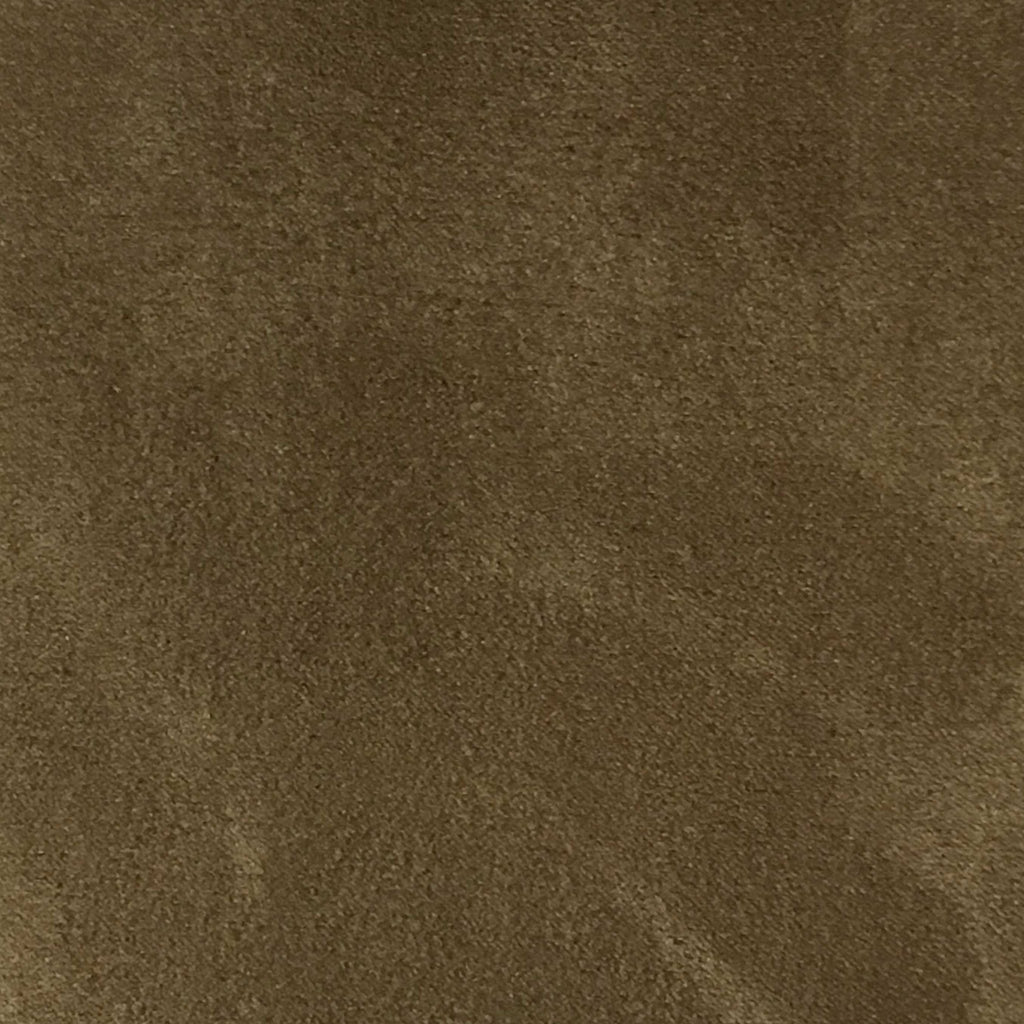 Light Suede - Microsuede Fabric by the Yard - Available in 30 Colors - Coffee - Top Fabric - 13