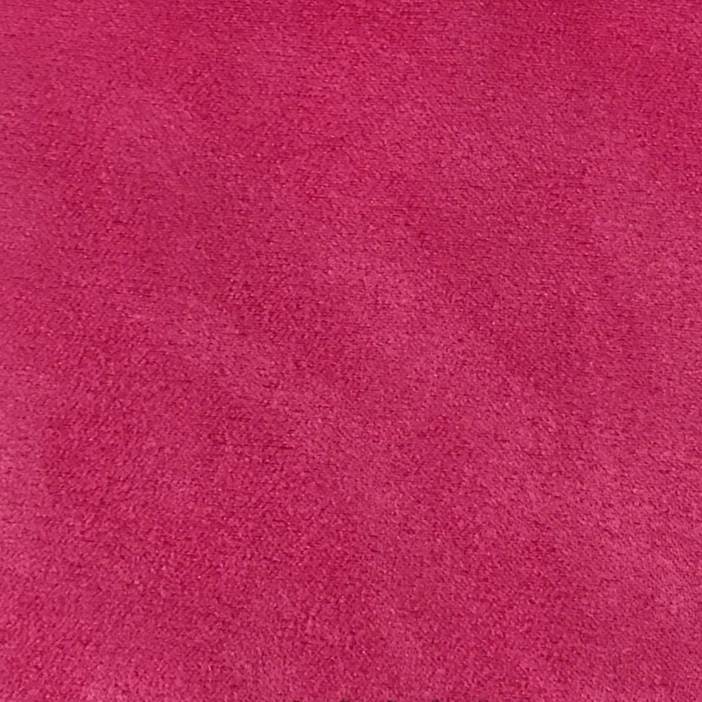 Light Suede - Microsuede Fabric by the Yard - Available in 30 Colors - Fuschia - Top Fabric - 2