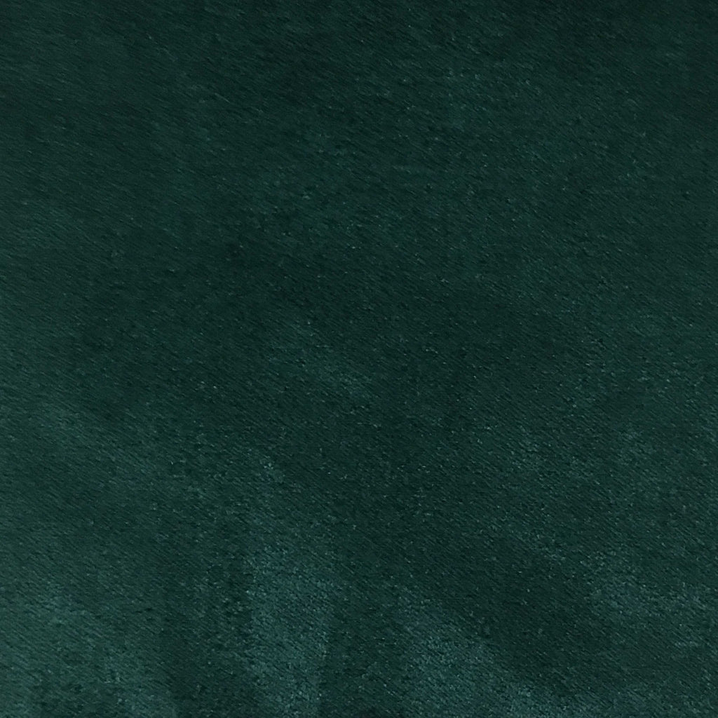 Light Suede - Microsuede Fabric by the Yard - Available in 30 Colors - Hunter Green - Top Fabric - 28