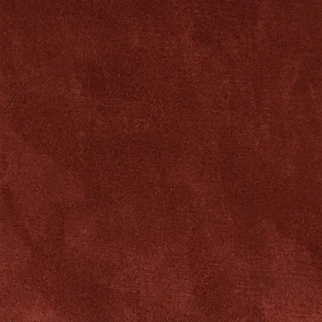 Light Suede - Microsuede Fabric by the Yard - Available in 30 Colors - Rouge - Top Fabric - 20