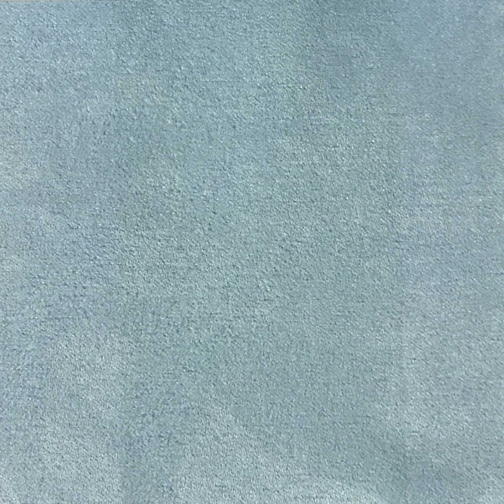 Light Suede - Microsuede Fabric by the Yard - Available in 30 Colors - Sky Blue - Top Fabric - 23
