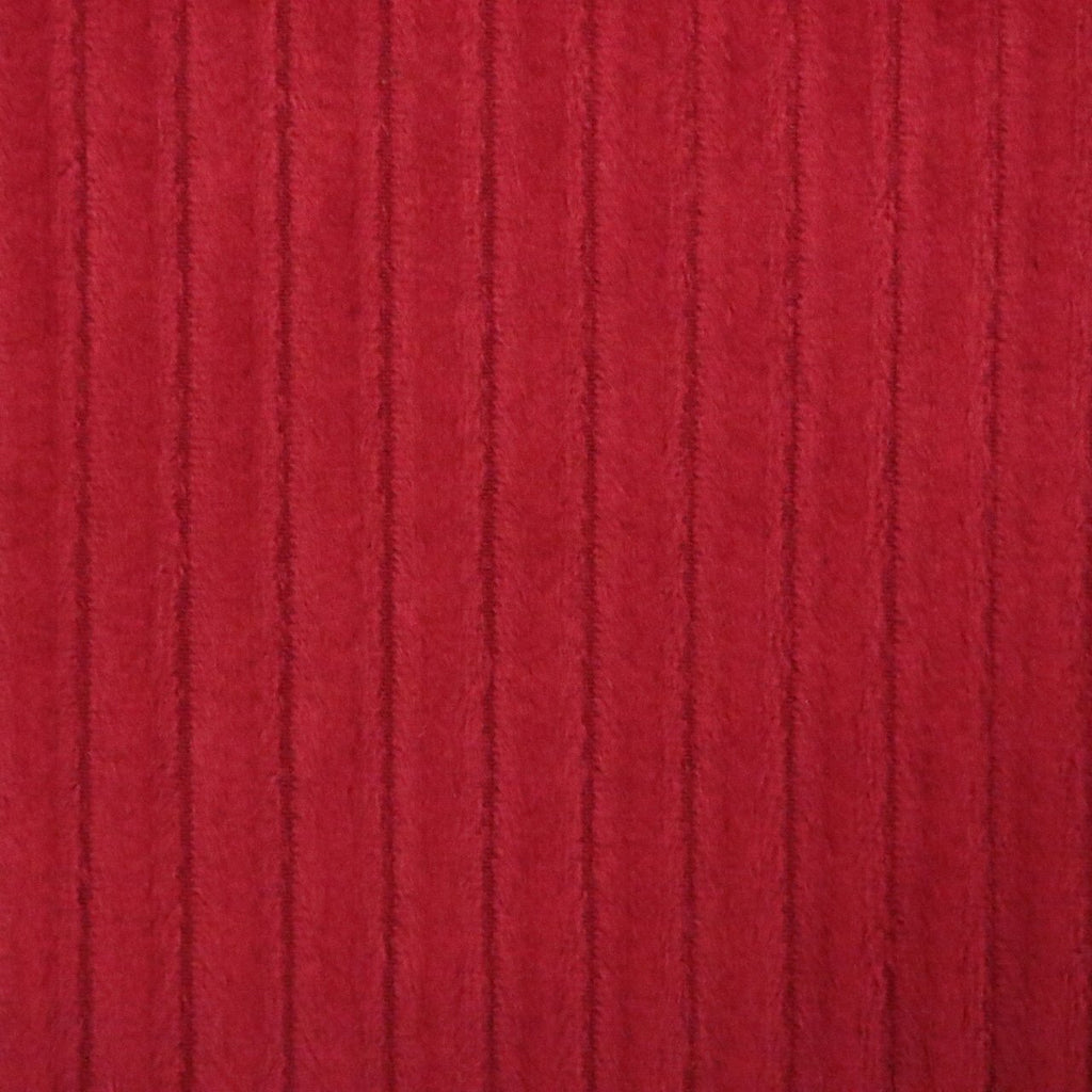 Beverly - Polyester Corduroy Velvet Upholstery Fabric by the Yard -21 Colors