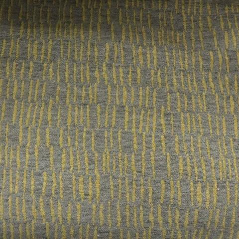 Scratches - Modern Design on Chenille Jacquard Upholstery Fabric