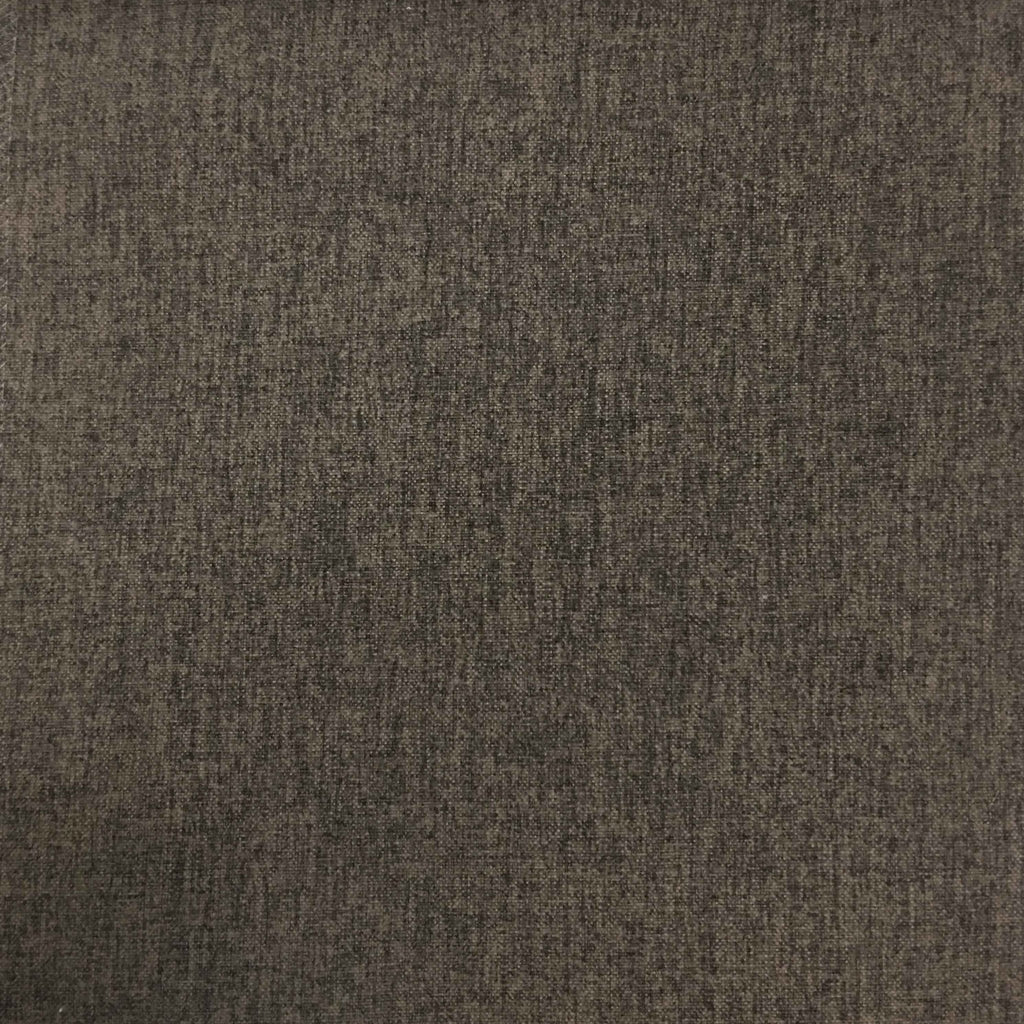Lora - Brushed Polyester Faux Linen Upholstery Fabric by the Yard - Available in 8 Colors - Bittersweet - Top Fabric - 4