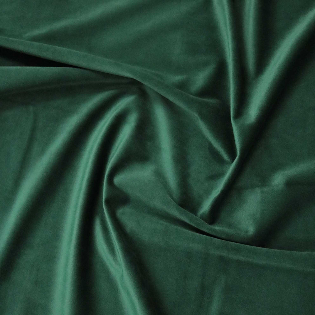 Mozart - A luxurious super-soft feel and beautiful drape velvet fabric by the yard