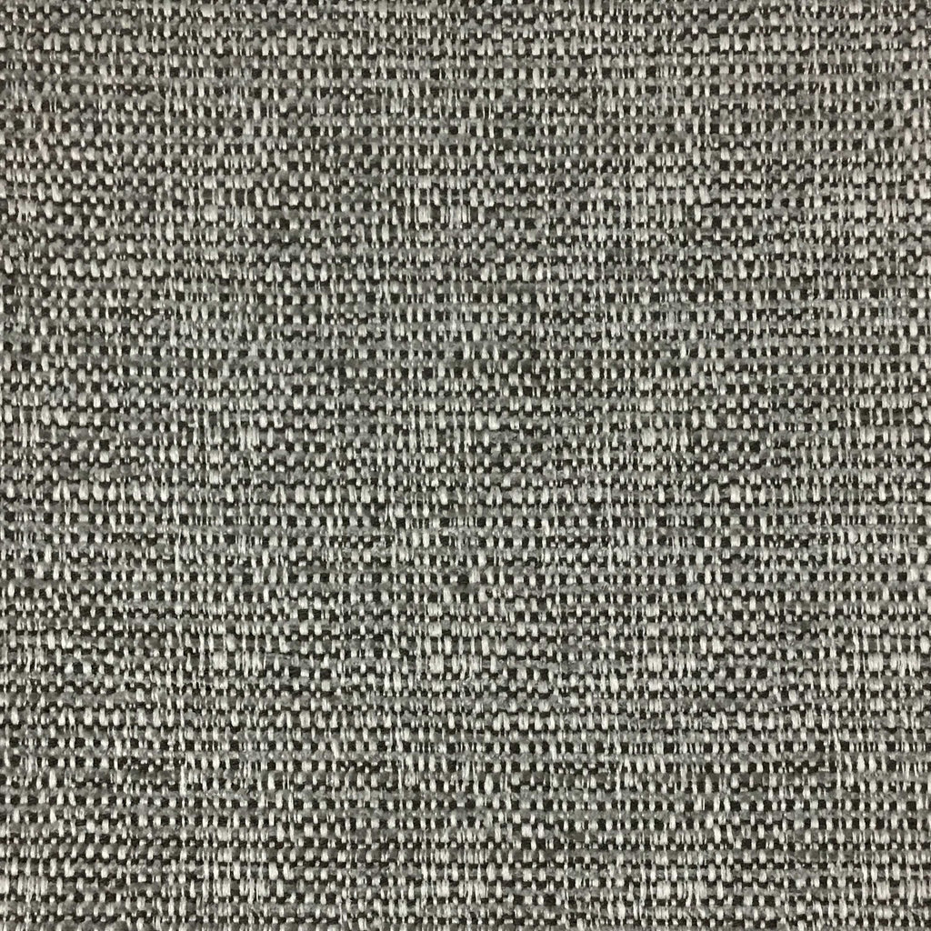 Pimlico - Textured Chenille Upholstery Fabric by the Yard - Available in 20 Colors - Carrara - Top Fabric - 3