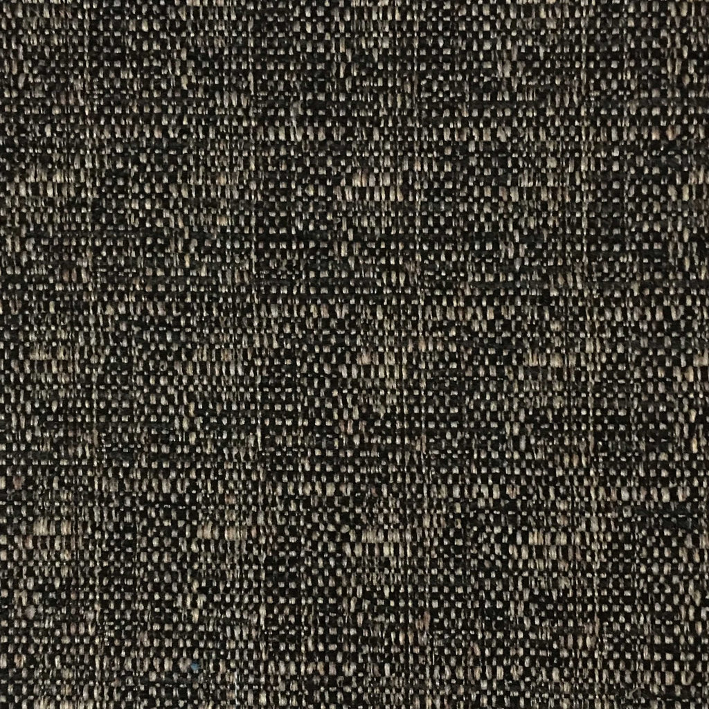 Pimlico - Textured Chenille Upholstery Fabric by the Yard - Available in 20 Colors - Chocolate - Top Fabric - 8