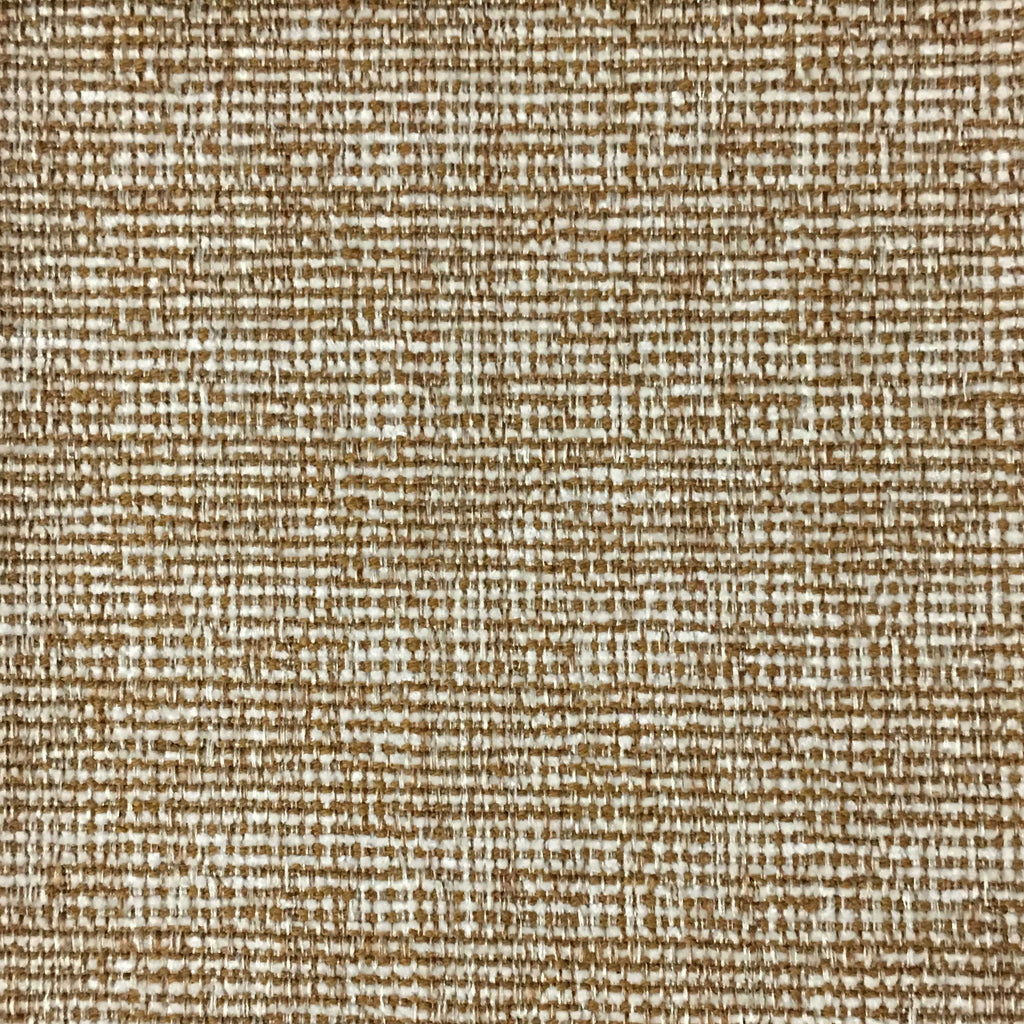 Pimlico - Textured Chenille Upholstery Fabric by the Yard - Available in 20 Colors - Peanut Butter - Top Fabric - 4