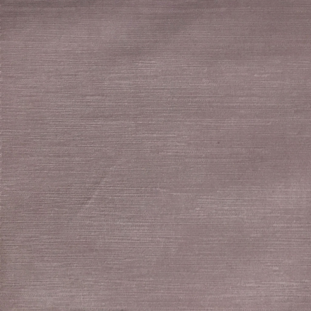 Pond - Strie Textured Microfiber Slubbed Velvet Fabric Upholstery Fabric by the Yard - Available in 40 Colors - Mauve - Top Fabric - 14