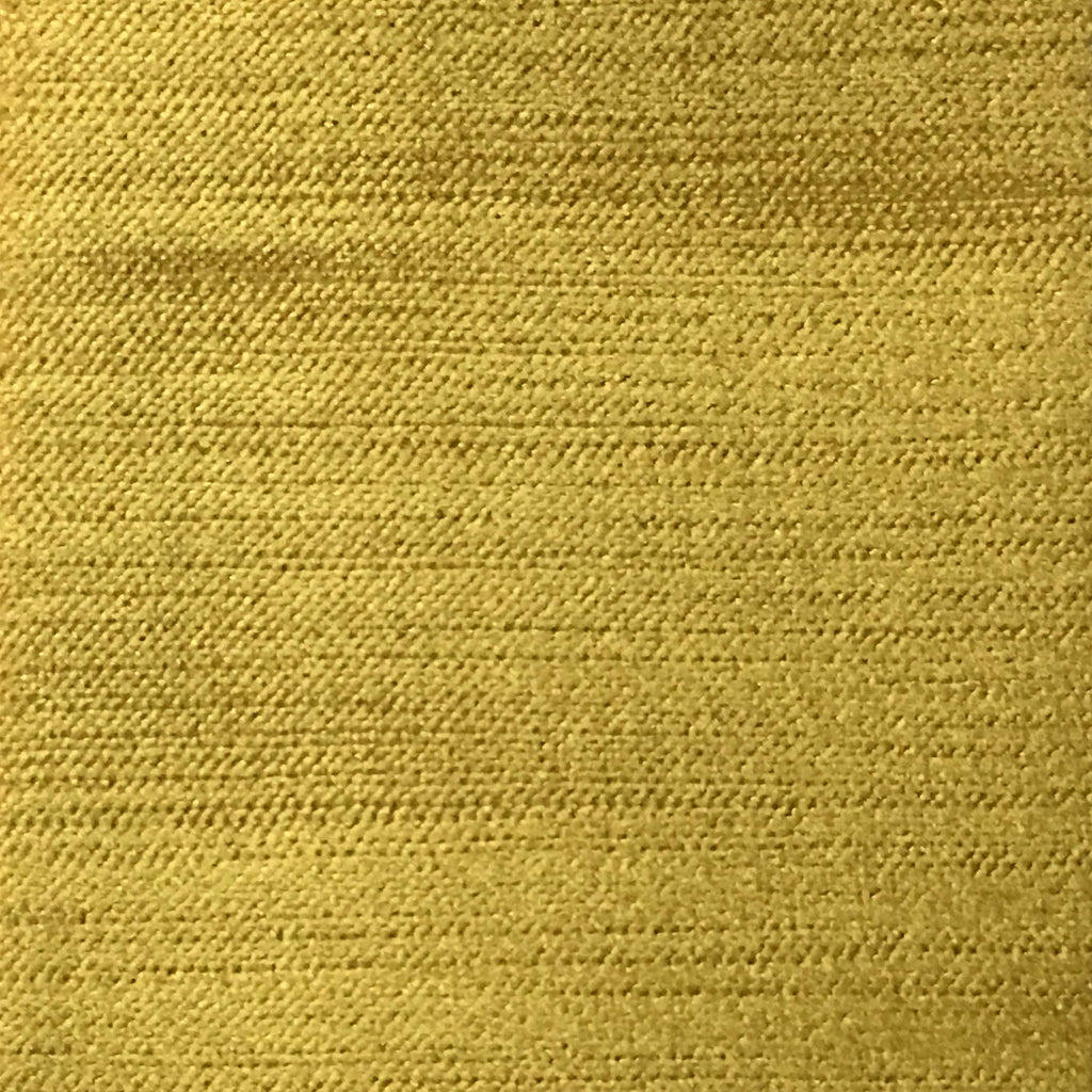 Queen - Lustrous Metallic Solid Cotton Rayon Blend Upholstery Velvet Fabric by the Yard - Available in 83 Colors - Antique Gold - Top Fabric - 13