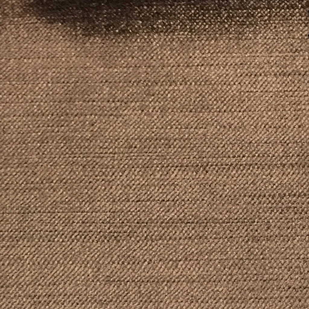 Queen - Lustrous Metallic Solid Cotton Rayon Blend Upholstery Velvet Fabric by the Yard - Available in 83 Colors - Earth - Top Fabric - 77