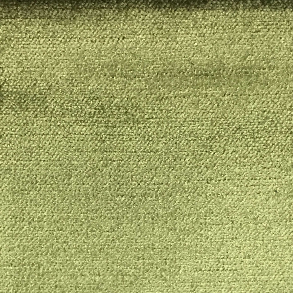 Queen - Lustrous Metallic Solid Cotton Rayon Blend Upholstery Velvet Fabric by the Yard - Available in 83 Colors - Forest Green - Top Fabric - 11