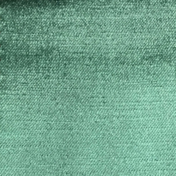Queen - Lustrous Metallic Solid Cotton Rayon Blend Upholstery Velvet Fabric by the Yard - Available in 83 Colors - Kentucky Blue - Top Fabric - 1