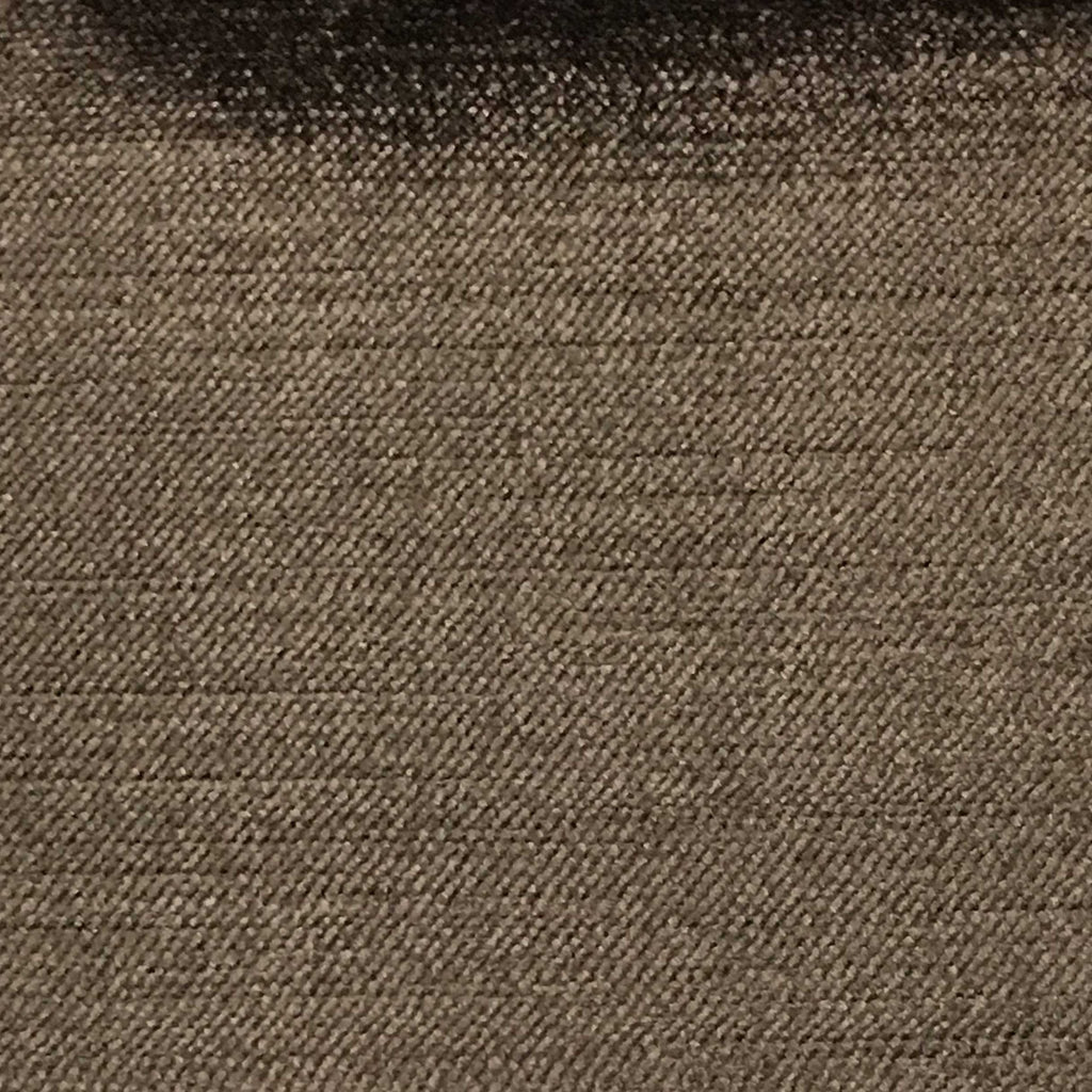 Queen - Lustrous Metallic Solid Cotton Rayon Blend Upholstery Velvet Fabric by the Yard - Available in 83 Colors - Latte - Top Fabric - 81