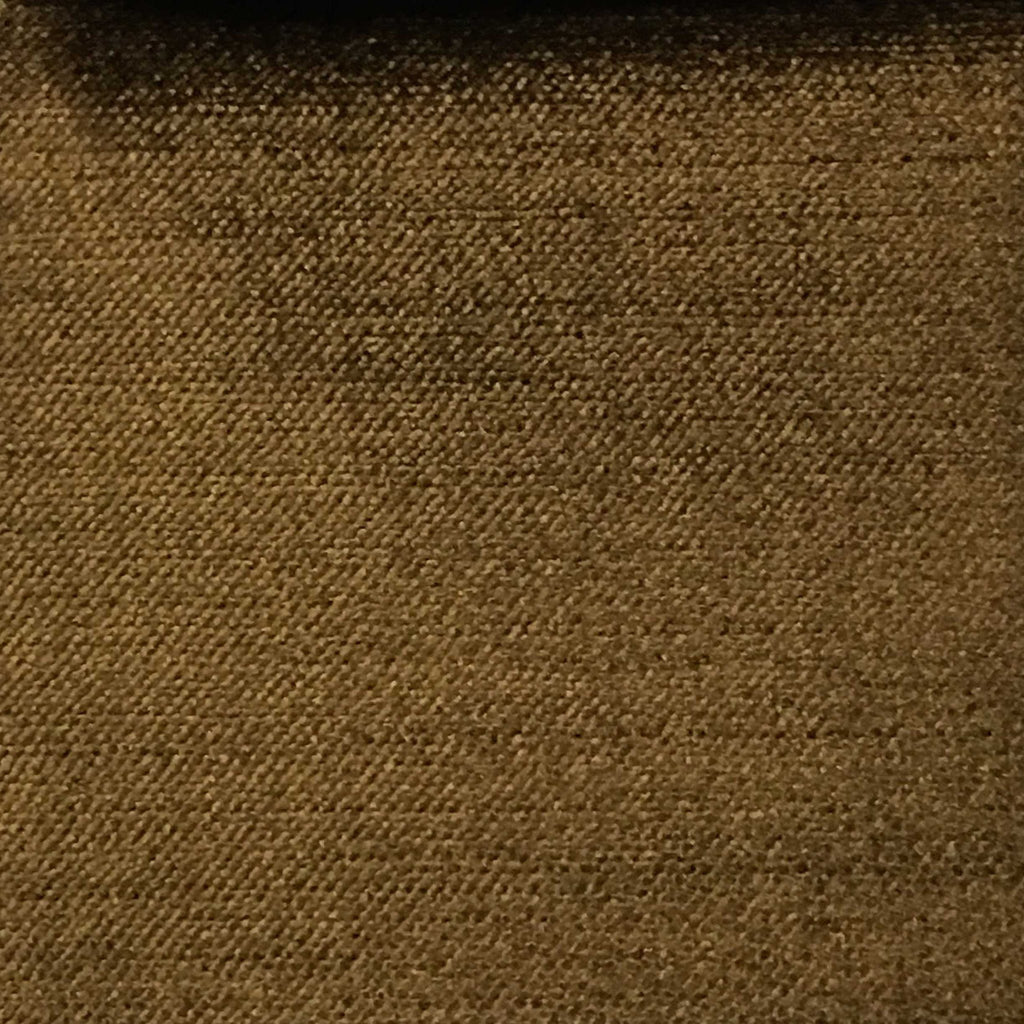 Queen - Lustrous Metallic Solid Cotton Rayon Blend Upholstery Velvet Fabric by the Yard - Available in 83 Colors - Mink - Top Fabric - 78
