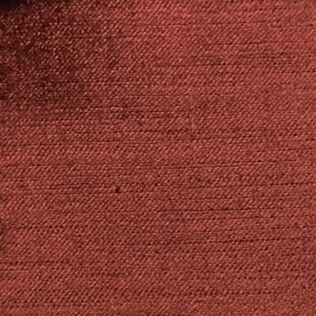 Queen - Lustrous Metallic Solid Cotton Rayon Blend Upholstery Velvet Fabric by the Yard - Available in 83 Colors - Spice - Top Fabric - 66