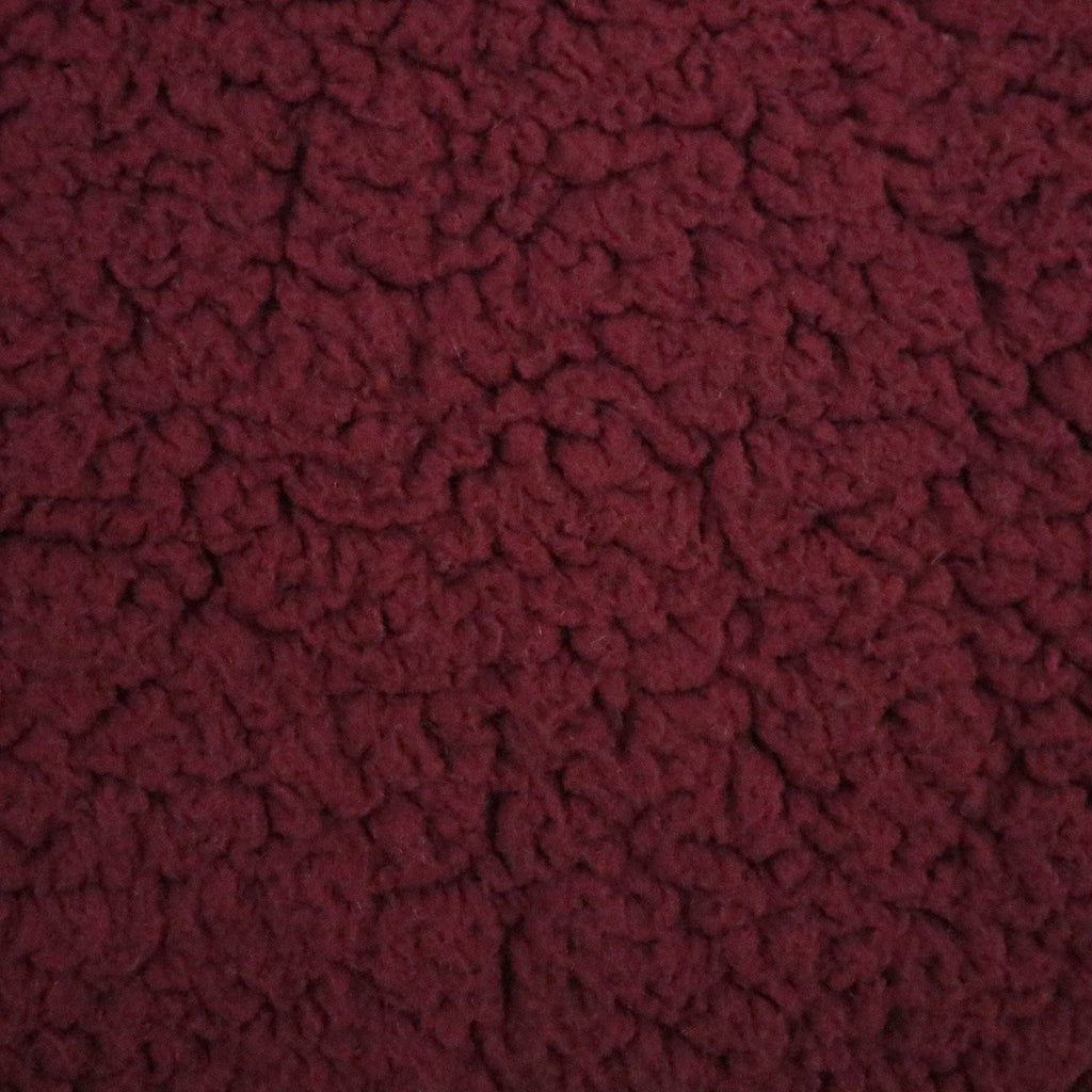 Puffy - Stretch Sherpa Fabric Faux Fur Fabric by the Yard - Available in 14 Colors