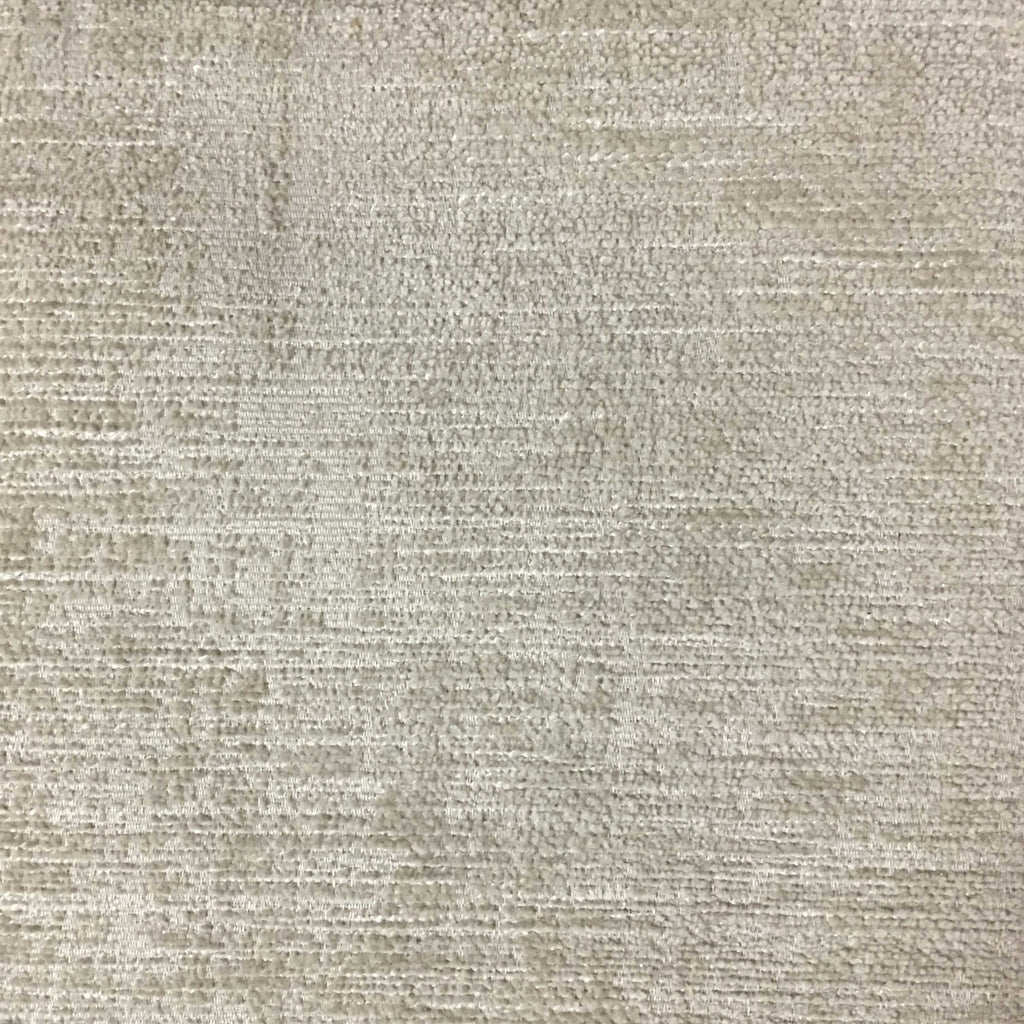 Saunders - Modern Chenille Fabric Upholstery Fabric by the Yard - Available in 22 Colors - Beach - Top Fabric - 12