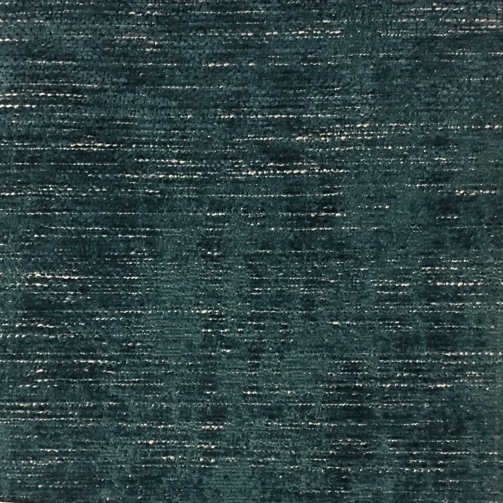 Saunders - Modern Chenille Fabric Upholstery Fabric by the Yard - Available in 22 Colors - Laguna - Top Fabric - 6