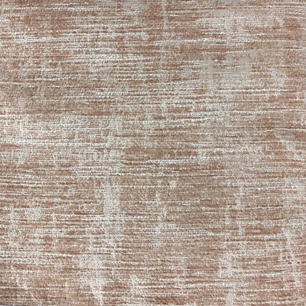 Saunders - Modern Chenille Fabric Upholstery Fabric by the Yard - Available in 22 Colors - Rosequartz - Top Fabric - 4