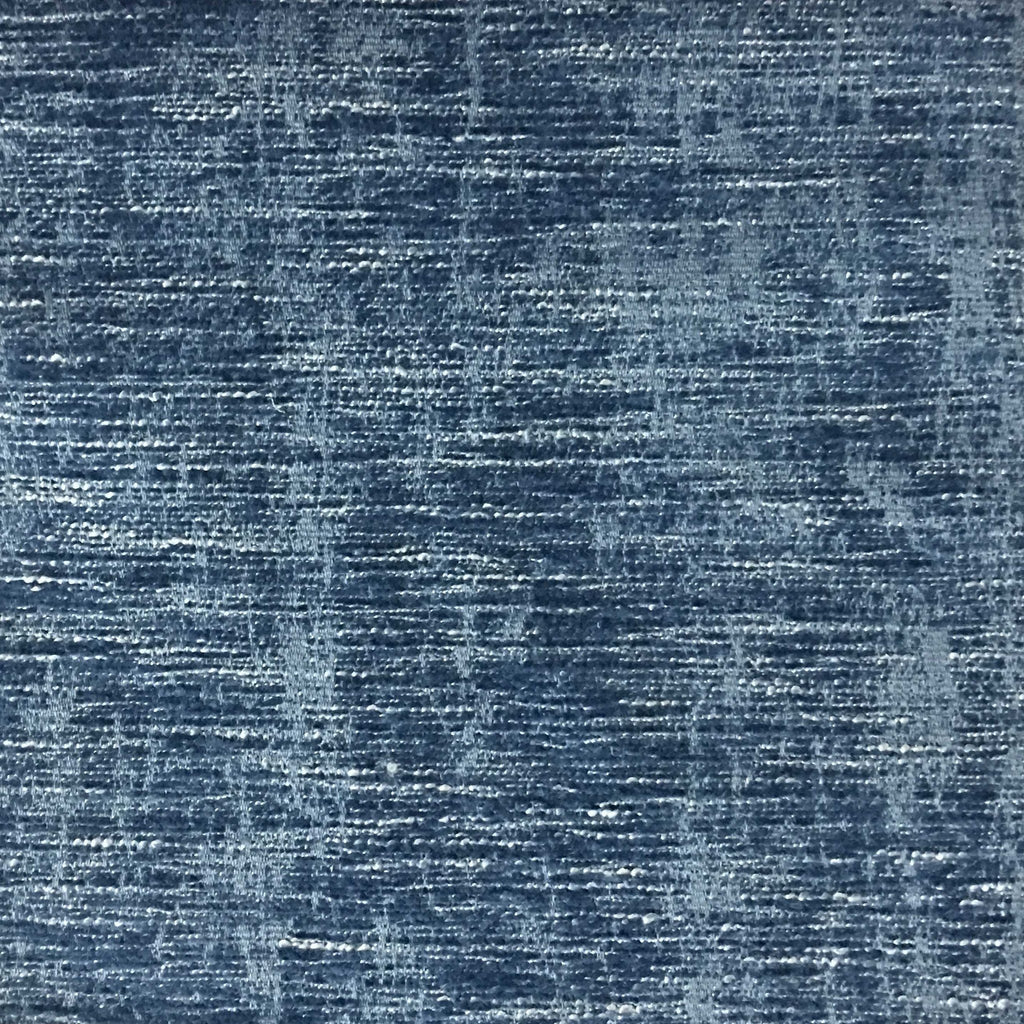 Saunders - Modern Chenille Fabric Upholstery Fabric by the Yard - Available in 22 Colors - Serenity - Top Fabric - 2