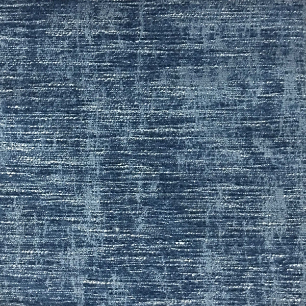Saunders - Modern Chenille Fabric Upholstery Fabric by the Yard - Available in 22 Colors - Charcoal - Top Fabric - 1
