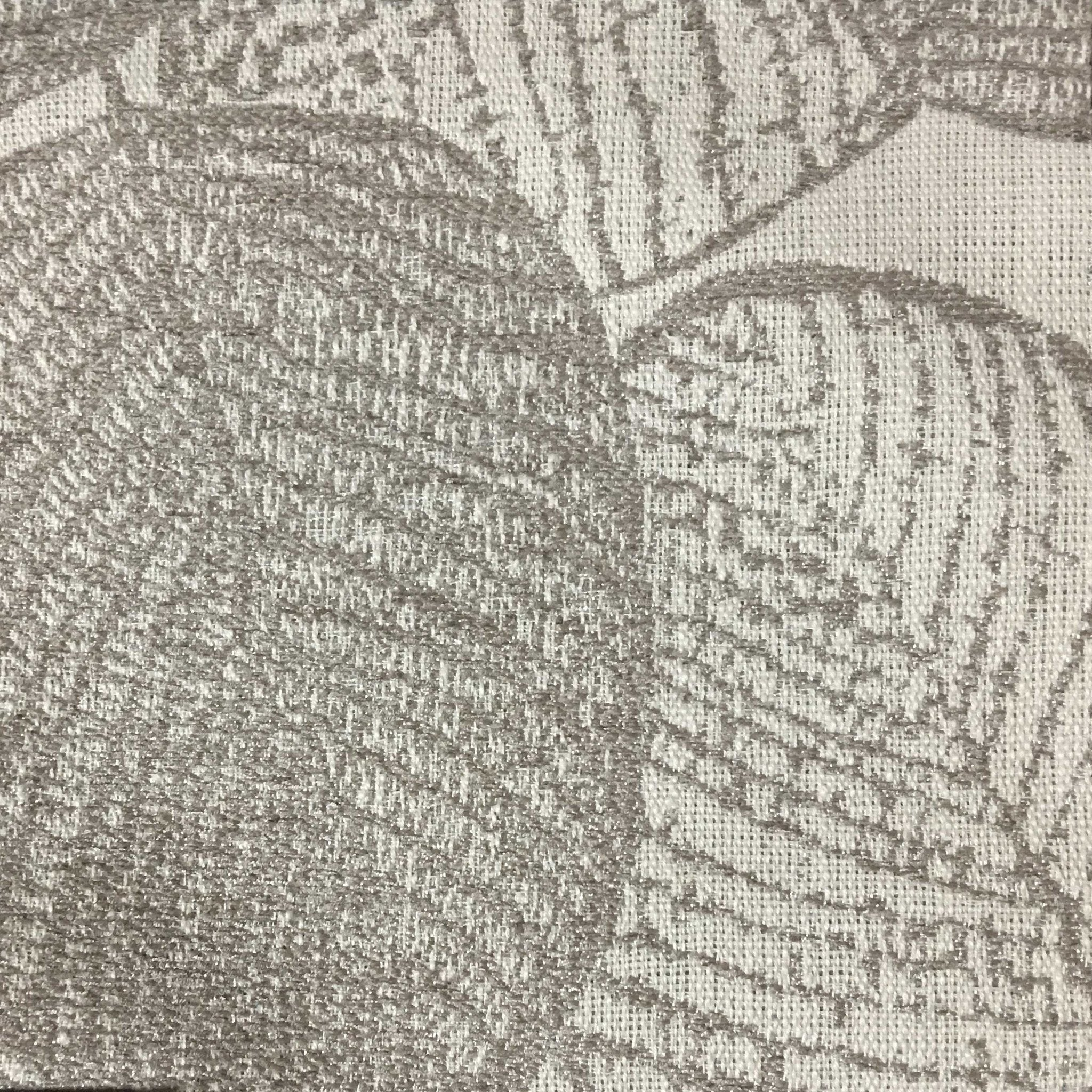 Upholstery Means: Tropical Pattern Woven Texture Upholstery Fabric