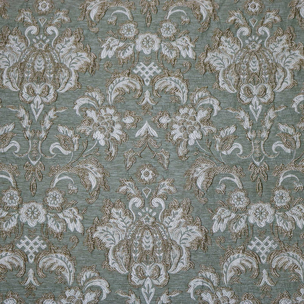 Bellefleur - Brocatelle jacquard Pattern Upholstery Fabric by the Yard