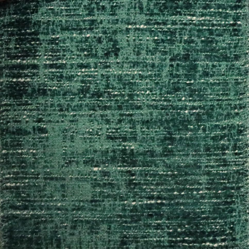 Saunders - Modern Chenille Upholstery Fabric by the Yard