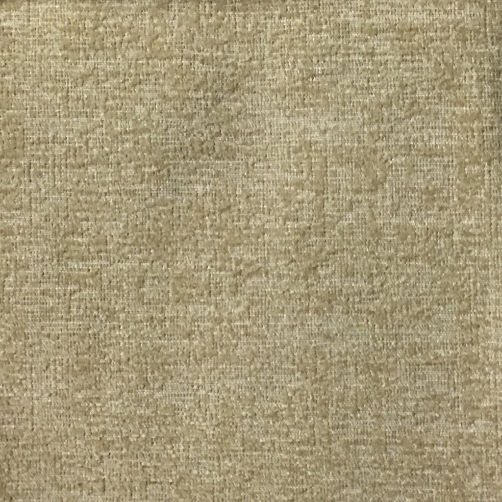 Splendid - Basic Textured Chenille Fabric Upholstery Fabric by the Yard - Available in 17 Colors - Beach - Top Fabric - 2