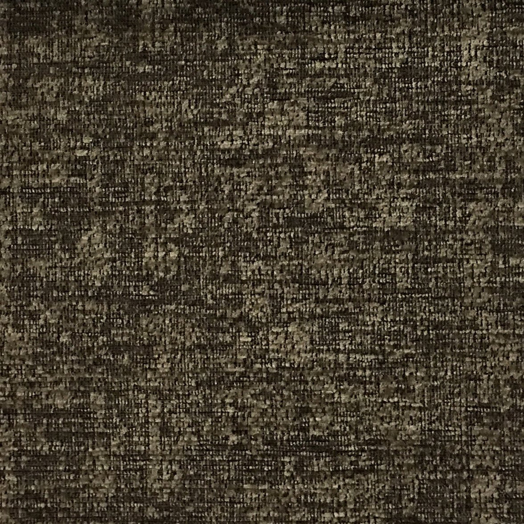 Splendid - Basic Textured Chenille Fabric Upholstery Fabric by the Yard - Available in 17 Colors - Earth - Top Fabric - 3
