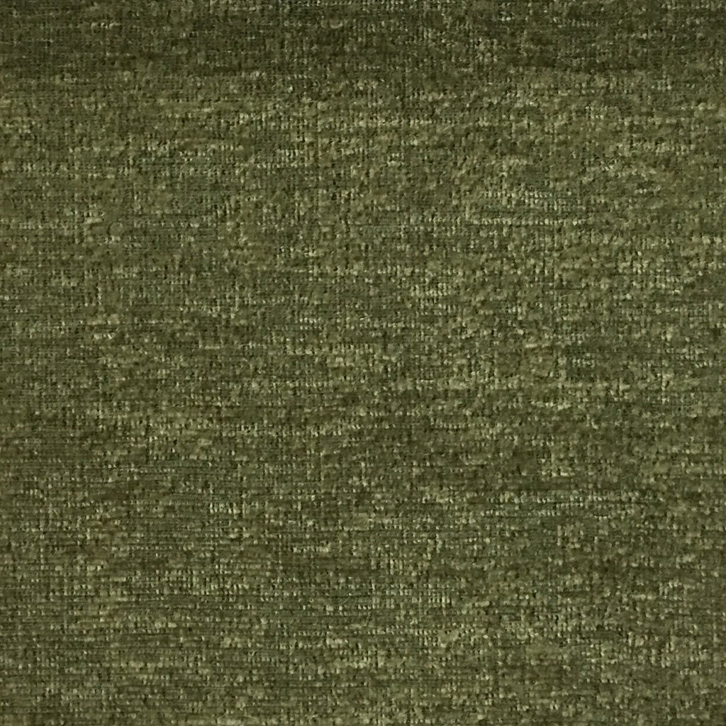 Splendid - Basic Textured Chenille Fabric Upholstery Fabric by the Yard - Available in 17 Colors - Meadow - Top Fabric - 16