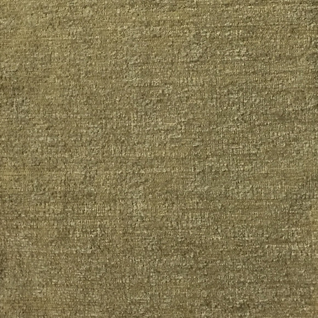 Splendid - Basic Textured Chenille Fabric Upholstery Fabric by the Yard - Available in 17 Colors - Prairie - Top Fabric - 5