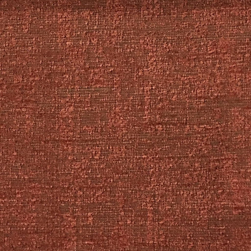 Splendid - Basic Textured Chenille Fabric Upholstery Fabric by the Yard - Available in 17 Colors - Sangria - Top Fabric - 13
