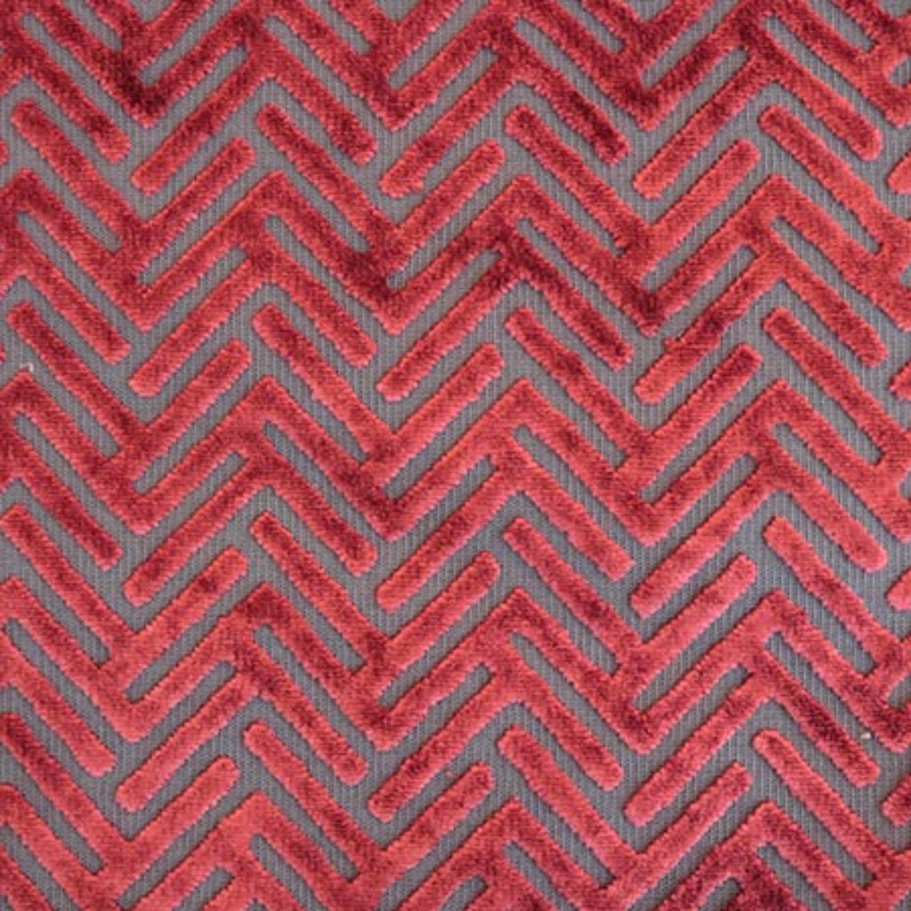 Apollo - Burnout Velvet Fabric Drapery & Upholstery Fabric by the Yard - Available in 12 Colors